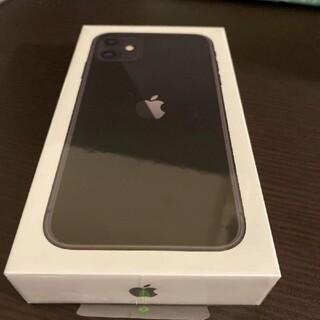 iPhone - iPhone 11 ブラック 128 GB simフリー