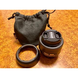 Nikon AF-S DX NIKKOR 35mm f/1.8G 単焦点レンズ