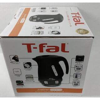 T-fal - ジャスティン プラス コントロール 1.2L KO7558JP [ブラック]