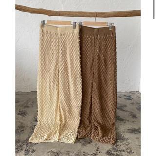 Kastane - lawgy ami knit pants