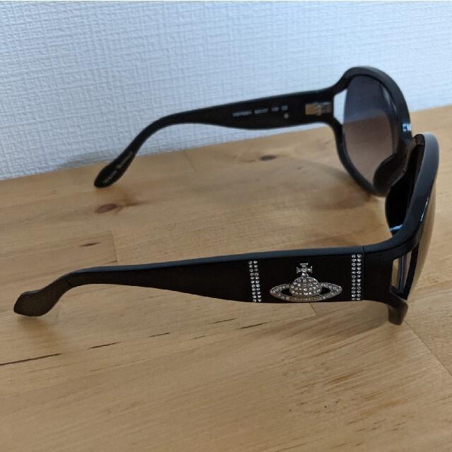 Vivienne Westwood(ヴィヴィアンウエストウッド)の値下げ ヴィヴィアンウエストウッド サングラス レディースのファッション小物(サングラス/メガネ)の商品写真