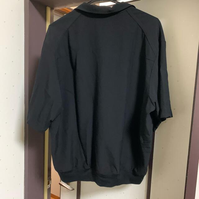 SUNSEA(サンシー)のサンシー sunsea SNM BLUE POLO メンズのトップス(ポロシャツ)の商品写真