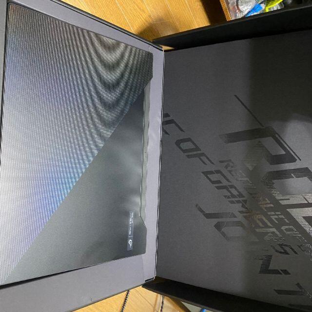 ASUS(エイスース)の■ROG Zephyrus M15 GU502LW GU502LW-I7R207 スマホ/家電/カメラのPC/タブレット(ノートPC)の商品写真