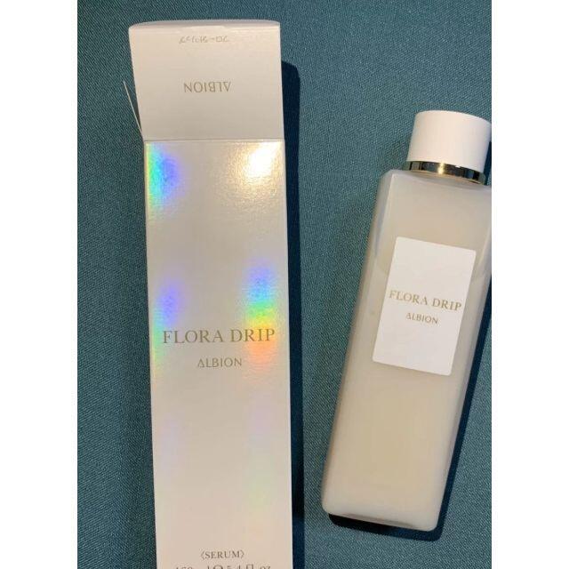 新品 ALBION アルビオン フローラドリップ 160ml コスメ/美容のボディケア(ボディローション/ミルク)の商品写真