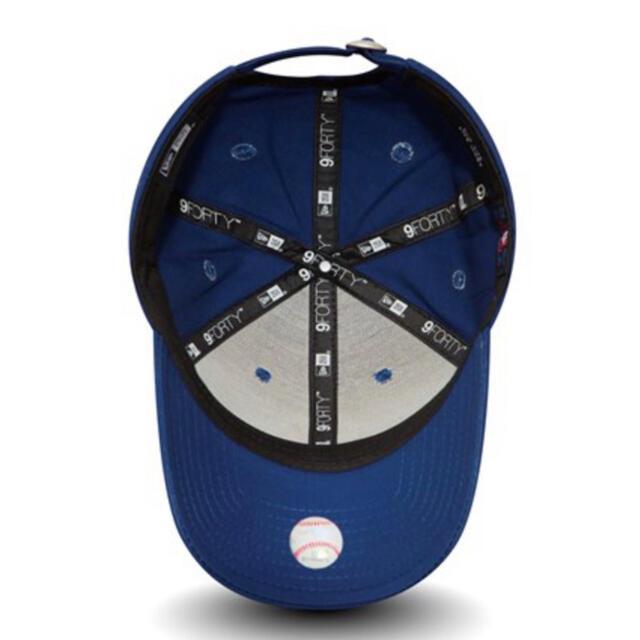 NEW ERA(ニューエラー)のnew era キャップ ブルー 9Forty フリーサイズ ニューエラ メンズの帽子(キャップ)の商品写真