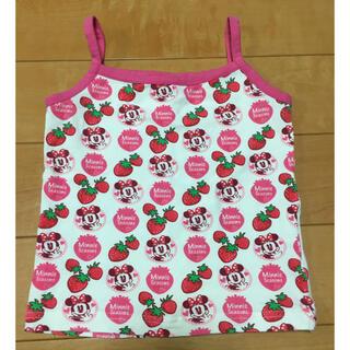 Disney - ★Disney★ Minnie Mouse  キャミソール 100