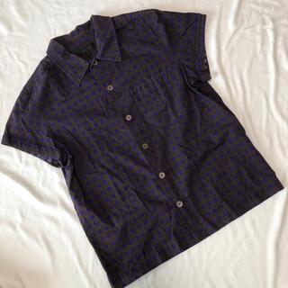 アーペーセー(A.P.C)のA.P.C. アーペーセー 半袖シャツ ブラウス 2(シャツ/ブラウス(半袖/袖なし))