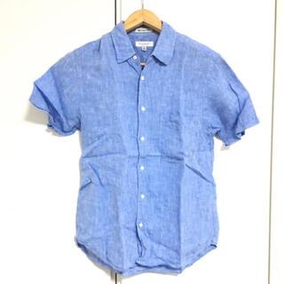 ユナイテッドアローズ(UNITED ARROWS)の【期間限定価格】ユナイテッドアローズの半袖リネンシャツ(シャツ)