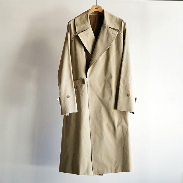 COMOLI(コモリ)のCOMOLI 20SS タイロッケンコート メンズのジャケット/アウター(トレンチコート)の商品写真