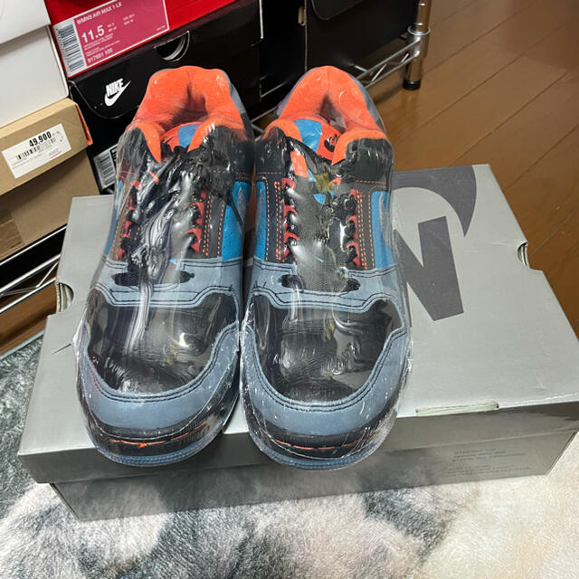 NIKE(ナイキ)のNIKE zoomエアデルタフォース メンズの靴/シューズ(スニーカー)の商品写真
