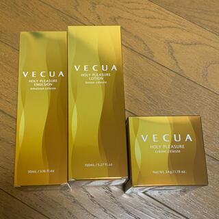 VECUA - 【新品】ベキュア ホーリープレジャー スキンケアセット