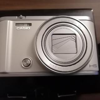 CASIO - 超美品デジタルカメラ CASIO ZR3200 ホワイト