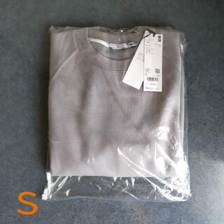 UNIQLO - UNIQLO +J  ドライスウェットシャツ グレー S ユニクロ プラスJ