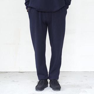 コモリ(COMOLI)のwalenode Cotton cashmere Sweatpants(その他)