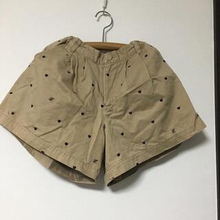 ナルミヤ インターナショナル(NARUMIYA INTERNATIONAL)のナルミヤインターナショナルLind say Lサイズキュロットスカート(スカート)
