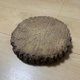 ニコアンド(niko and...)の木製風 台座 インテリア 北欧(置物)
