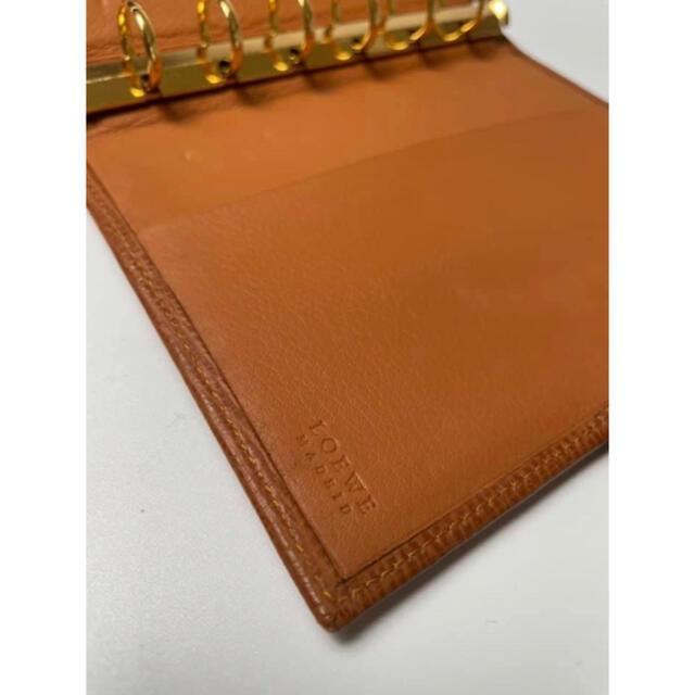 LOEWE(ロエベ)のロエベ LOEWE 特別価格 特価SALE 美品 手帳 レディース メンズのファッション小物(手帳)の商品写真