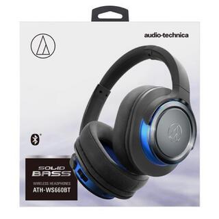 オーディオテクニカ(audio-technica)のオーディオテクニカ ath-ws660(ヘッドフォン/イヤフォン)