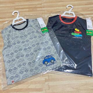UNIQLO - 【新品】ユニクロ LEGO コラボ 半袖 Tシャツ 2枚 100
