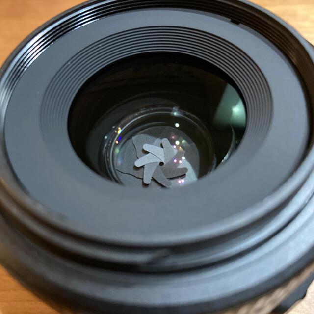 Nikon(ニコン)のAF-S DX NIKKOR 35mm f/1.8G+レンズプロテクター スマホ/家電/カメラのカメラ(レンズ(単焦点))の商品写真
