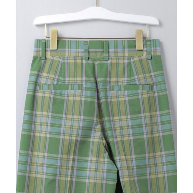 BEAUTY&YOUTH UNITED ARROWS(ビューティアンドユースユナイテッドアローズ)の<6(ROKU)>CHECK PANTS/パンツ レディースのパンツ(カジュアルパンツ)の商品写真