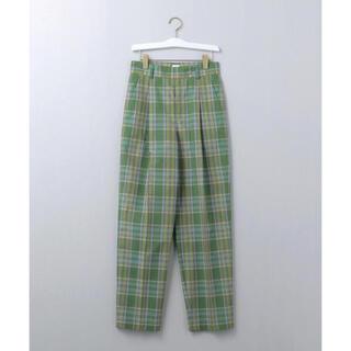 BEAUTY&YOUTH UNITED ARROWS - <6(ROKU)>CHECK PANTS/パンツ