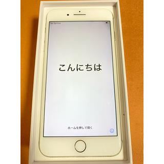 iPhone - 【中古】 Apple iPhone 8 Plus 64GB  シルバー