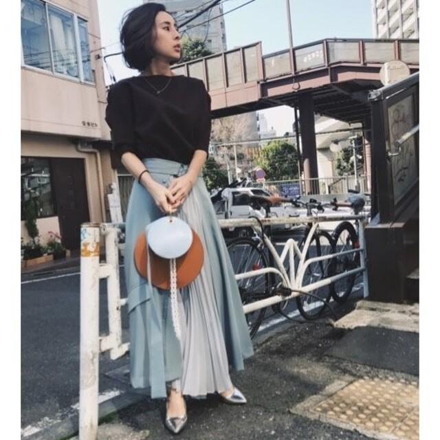 Ameri VINTAGE(アメリヴィンテージ)のtukka☆さま専用2点 アメリヴィンテージ プリーツパンツ レディースのパンツ(カジュアルパンツ)の商品写真