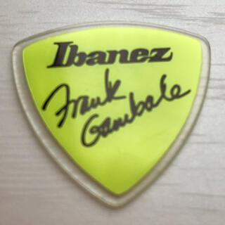 アイバニーズ(Ibanez)のフランクギャンバレ ギターピック(その他)