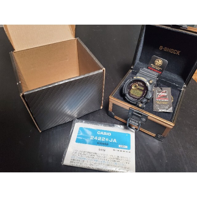 G-SHOCK(ジーショック)のGW-225A-1JF & GW-225E-7JF FROGMAN メンズの時計(腕時計(デジタル))の商品写真