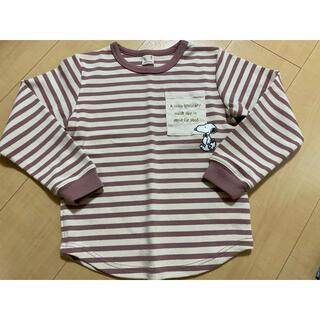 petit main - petitmain /スヌーピー/Tシャツ