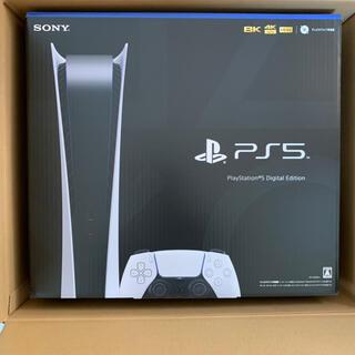 PlayStation - プレイステーション5 デジタル Edition  PS5   プレステ5