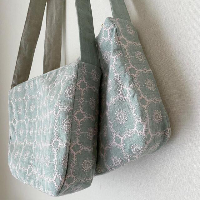 mina perhonen(ミナペルホネン)の斜めがけバック ミナペルホネン(マリメッコ 刺繍好きな方に) レディースのバッグ(ショルダーバッグ)の商品写真