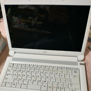 NEC - ジャンク NEC ノートパソコン LE150/D