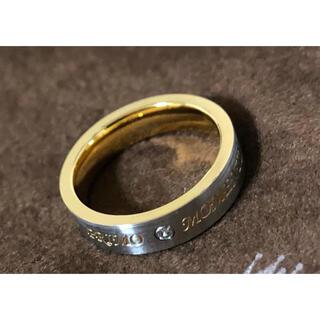 キスマイフットツー(Kis-My-Ft2)のボサノヴァ 宮玉 指輪 ring リング Kis-My-Ft2 玉森(リング(指輪))