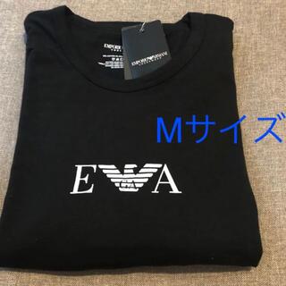 Emporio Armani - 【新品】×【大人気】黒 M エンポリオ アルマーニ Tシャツ 半袖 ブランド