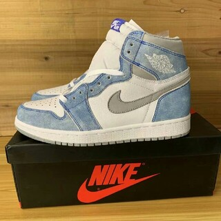 NIKE - 27cm Air Jordan 1 High OG Hyper Royal