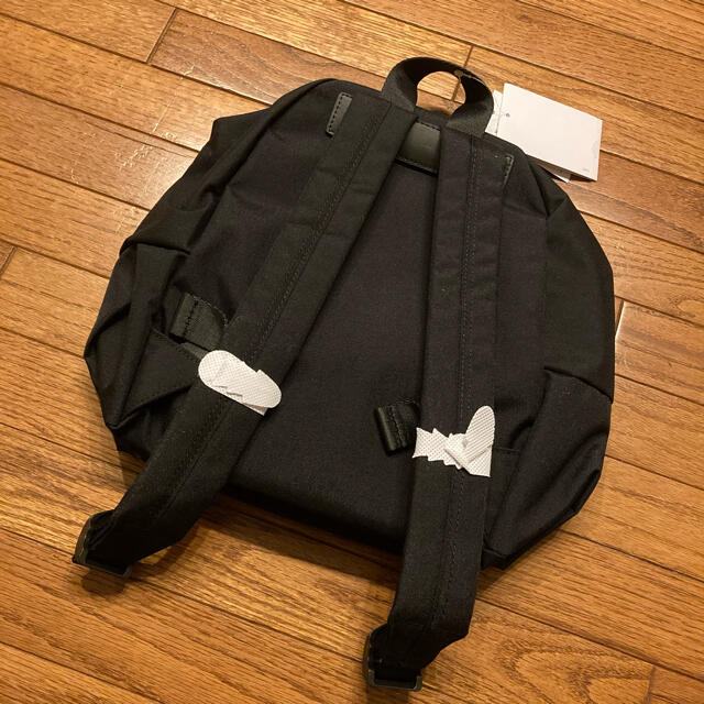 agnes b.(アニエスベー)の連休お値下げ! ☆新品 アニエスベー  バッグパック リュック ブラック レディースのバッグ(リュック/バックパック)の商品写真