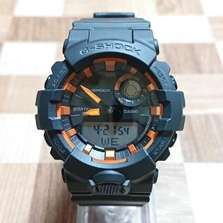 G-SHOCK - 美品【CASIO/G-SHOCK】デジアナ 歩数計 メンズ腕時計 GBA-800