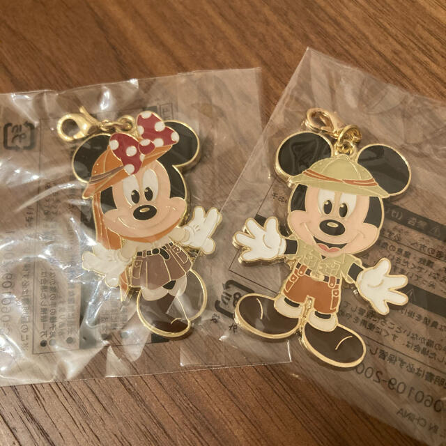 Disney(ディズニー)の新品 2個セット ディズニーランド限定 ジャングルカーニバル エンタメ/ホビーのおもちゃ/ぬいぐるみ(キャラクターグッズ)の商品写真