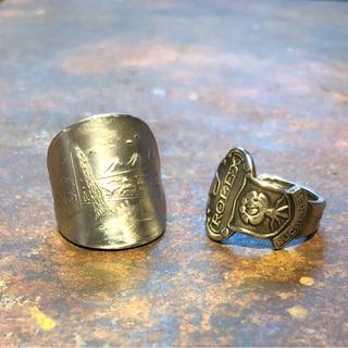 ロレックス(ROLEX)のロレックススプーンリング SET(リング(指輪))