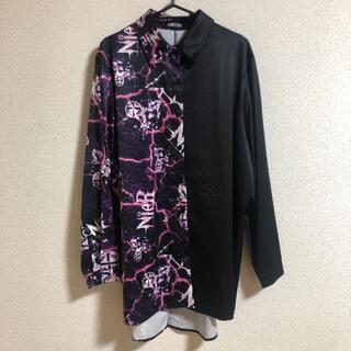 NieR 長袖プリントシャツ(シャツ/ブラウス(長袖/七分))