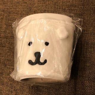 自分ツッコミくま ぬいぐるみ カップスリーブ 新品 非売品 限定(キャラクターグッズ)