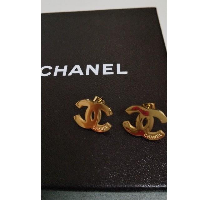 CHANEL(シャネル)の【最終お値下】CHANEL シャネル ピアス レディースのアクセサリー(ピアス)の商品写真
