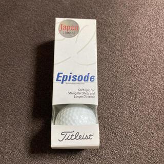 タイトリスト(Titleist)のゴルフボール タイトリス 3個(その他)