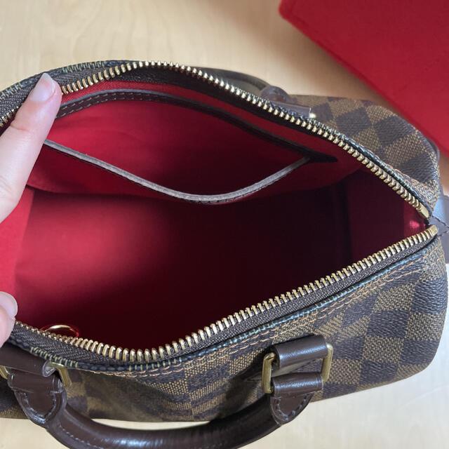 LOUIS VUITTON(ルイヴィトン)のルイヴィトン スピーディ25 ダミエ レディースのバッグ(ハンドバッグ)の商品写真