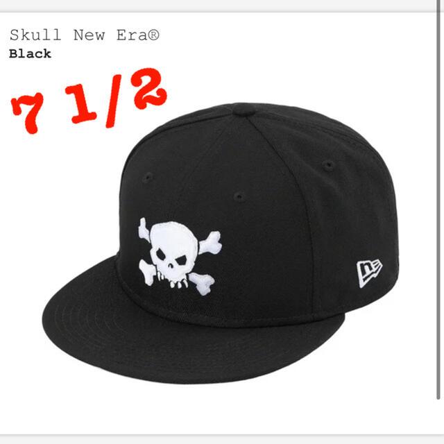 Supreme(シュプリーム)のシュプリーム スカル ニューエラ supreme Skull New Era® メンズの帽子(キャップ)の商品写真