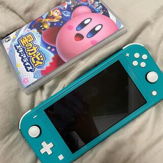 ニンテンドースイッチ(Nintendo Switch)のスイッチ 本体(家庭用ゲーム機本体)