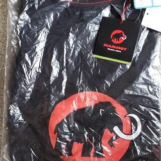 マムート(Mammut)のMAMMUT 黒TシャツMサイズ(Tシャツ/カットソー(半袖/袖なし))