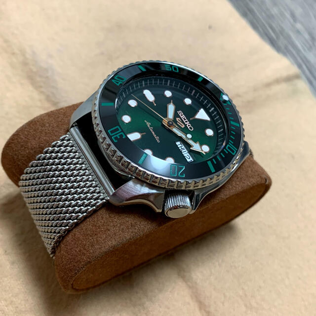 SEIKO(セイコー)のSEIKO5スポーツ メンズの時計(腕時計(アナログ))の商品写真